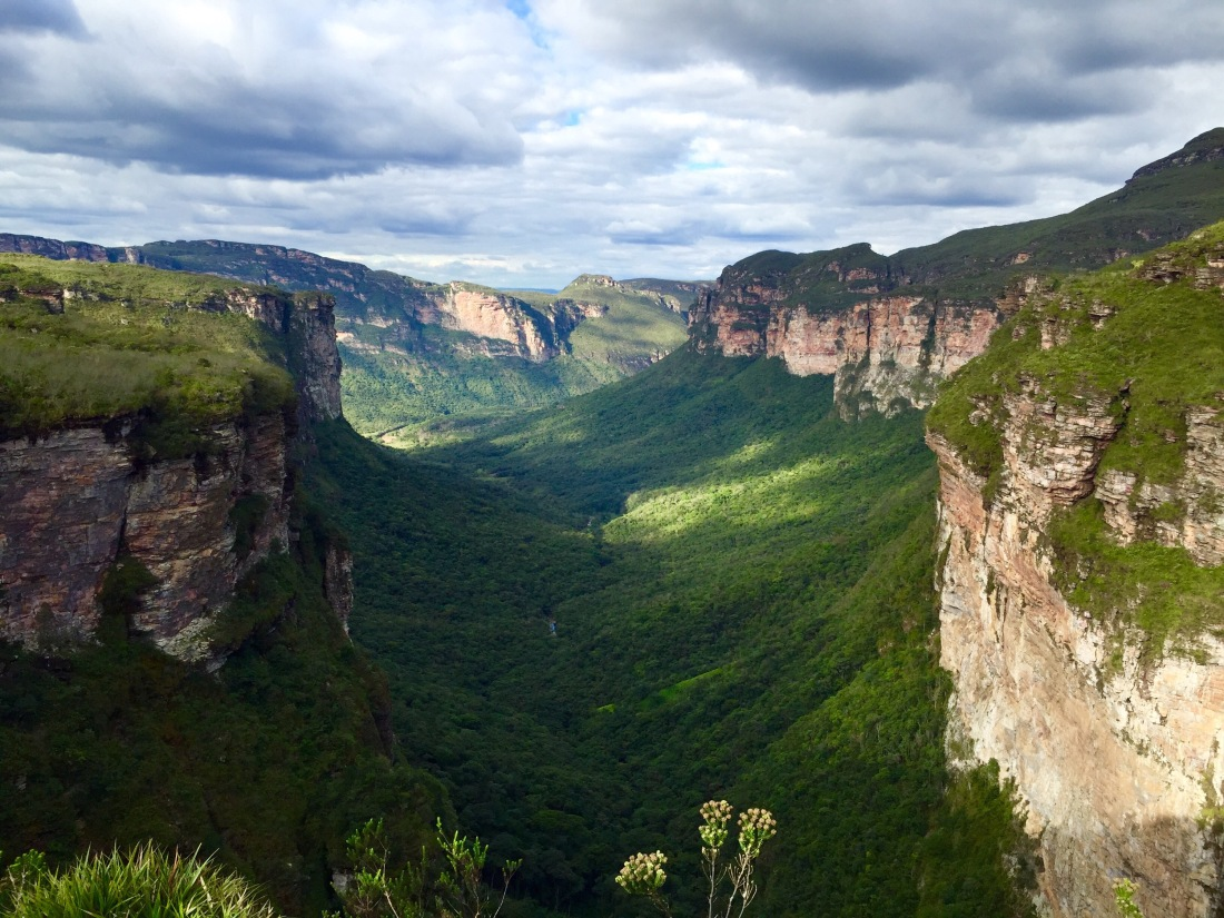 Chapada Diamantina Part II: 4 day trek through Vale doPati